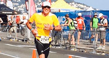 Ironman de Nice : exploit d'un médecin !