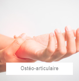 gamme osteo articulaire