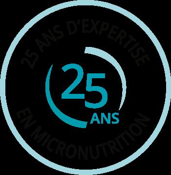 25 ans micronutrition