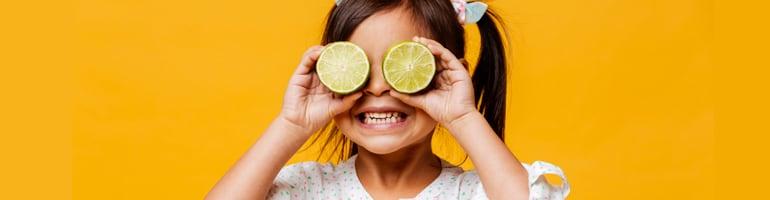 Vitamines et minéraux pour les enfants