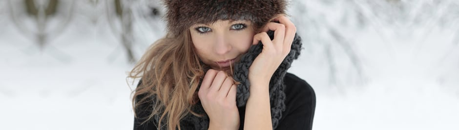fille froid