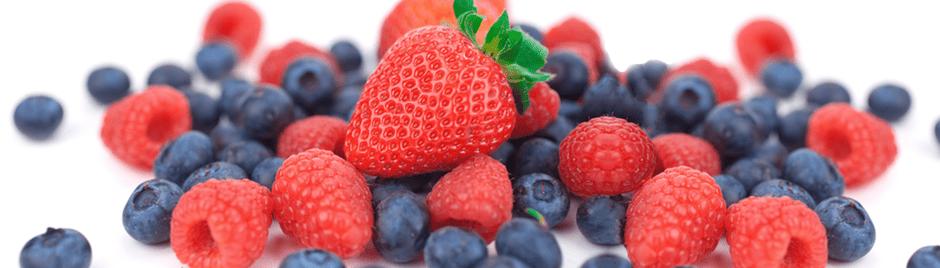 fruits colorés